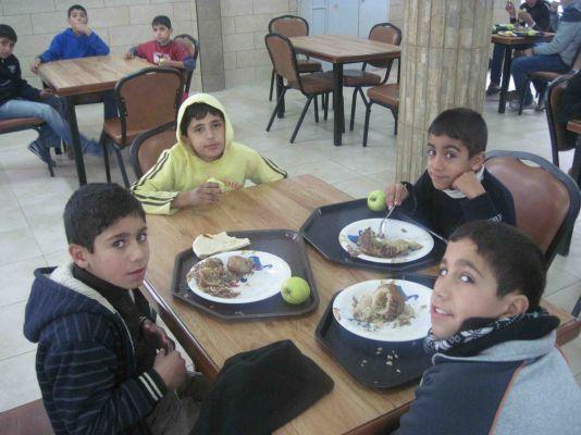 Orphans Iftar