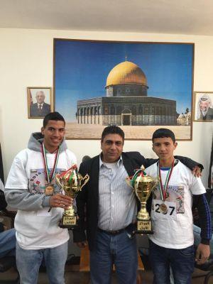 Jerusalem 2016 Marathon