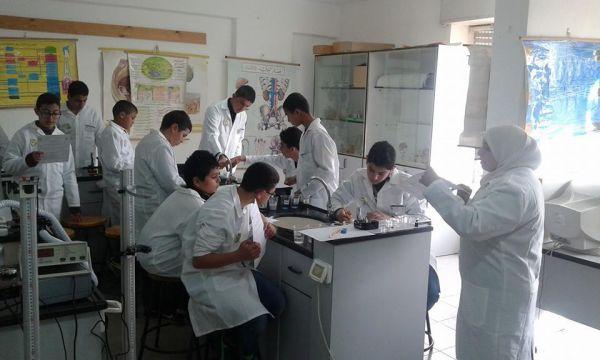 Scientific laboratories