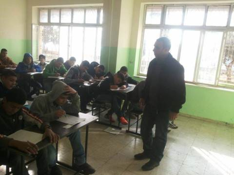Start Exams