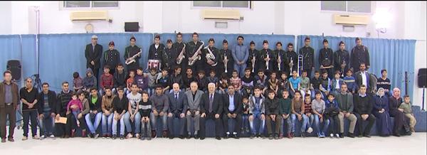 Orphans Hosted By President Mahmoud Abbas